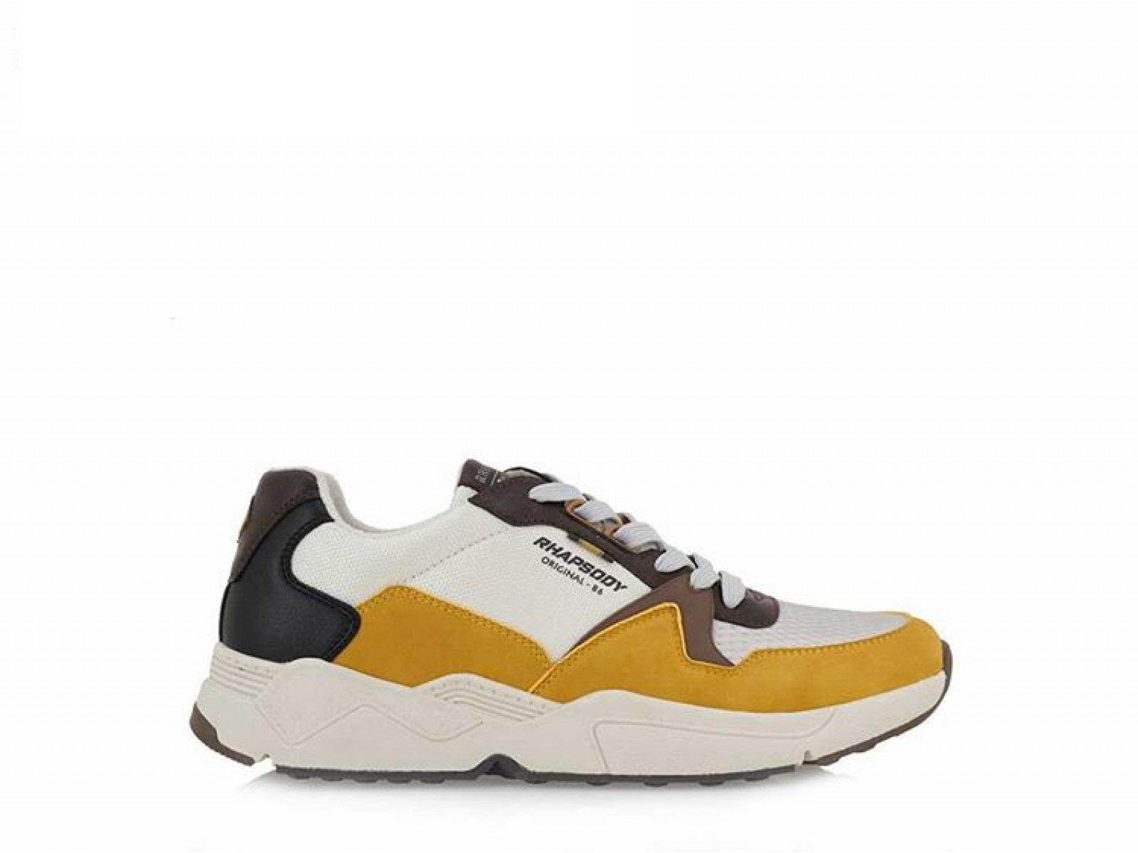 Ανδρικό Rhapsody καμηλό πολύχρωμα sneakers  ΑΝΔΡΙΚΑ