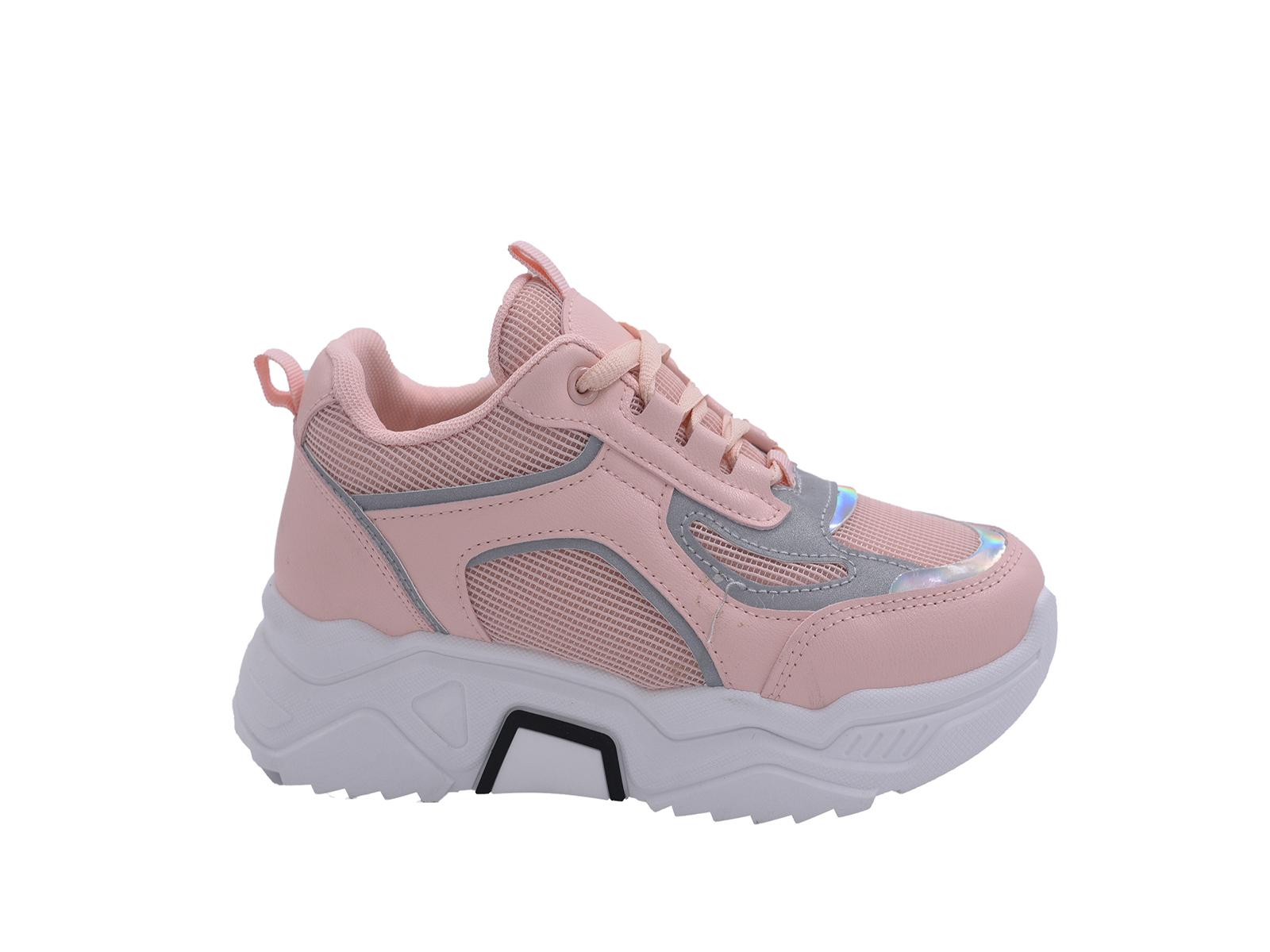 Ροζ chunky sole sneaker ΓΥΝΑΙΚΕΙΑ