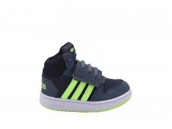 Adidas hoops mid 2.0 i μαύρο ΠΑΙΔΙΚΑ