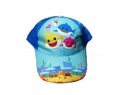 Baby Shark μπλε παιδικό καπέλο ΠΑΙΔΙΚΑ