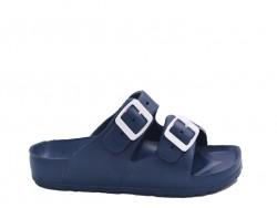 Γυναικείο μπλε αδιάβροχο σανδάλι SALES
